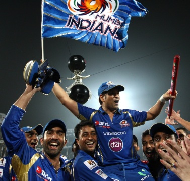 CLT20 Final - Rajasthan Royals vs Mumbai Indians